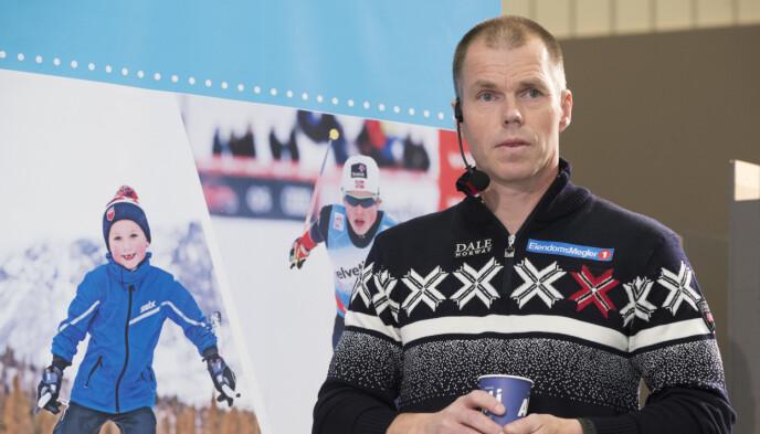 KONKRETE TILTAK: Utviklingssjef Pål Rise i Norges skiforbund forteller at de har rekruttert skiutviklere til skiklubbene som skal jobbe målrettet med øke engasjementet og aktiviteten. Målet er å forbedre medlemstallene. : Terje Pedersen / NTB