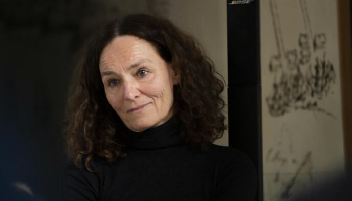 DIREKTØR: Camilla Stoltenberg ved FHI. Foto: Berit Roald / NTB