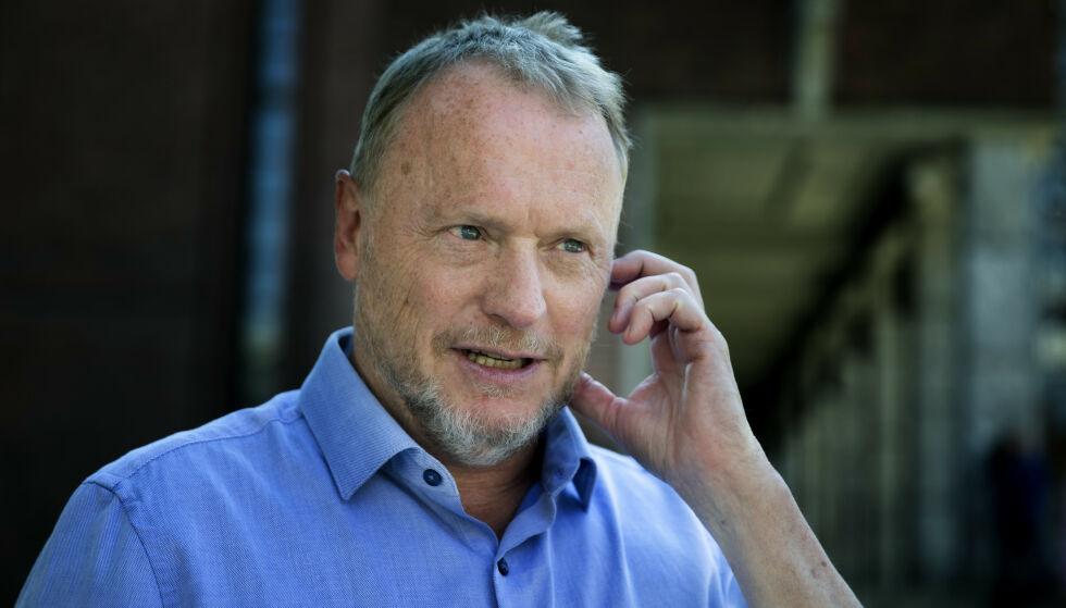 BYRÅDSLEDER: Raymond Johansen. Foto: Berit Roald / NTB