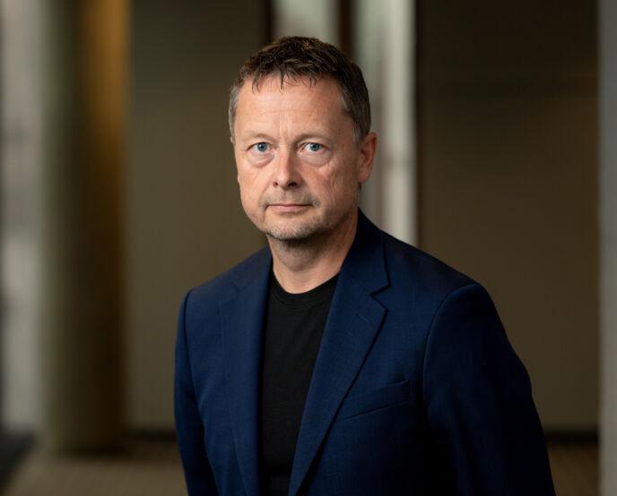 SVARER: Pressesjef Jan-Petter Dahl svarer på vegne av produksjonsselskapet. Foto: Eivind Senneset / TV 2