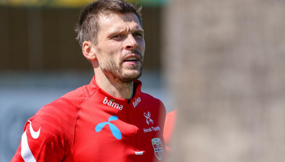 TÅLMODIG: Rune Jarstein gleder seg til å være tilbake på fotballbanen. Foto: Geir Olsen / NTB