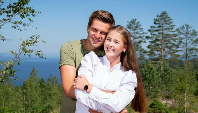 Lost: John e Anna hanno dovuto vedere la capanna per cui hanno lavorato così duramente per perdersi.  Foto: Espen Solli/TV 2