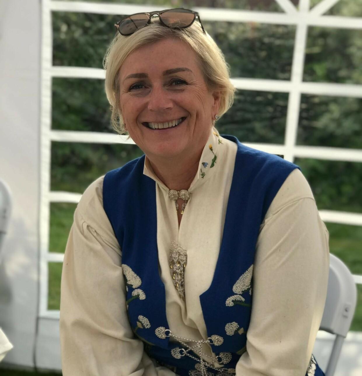 HJEMMEKJÆR: Lena elsker å kunne reise til Norge hvert år. Foto: Privat