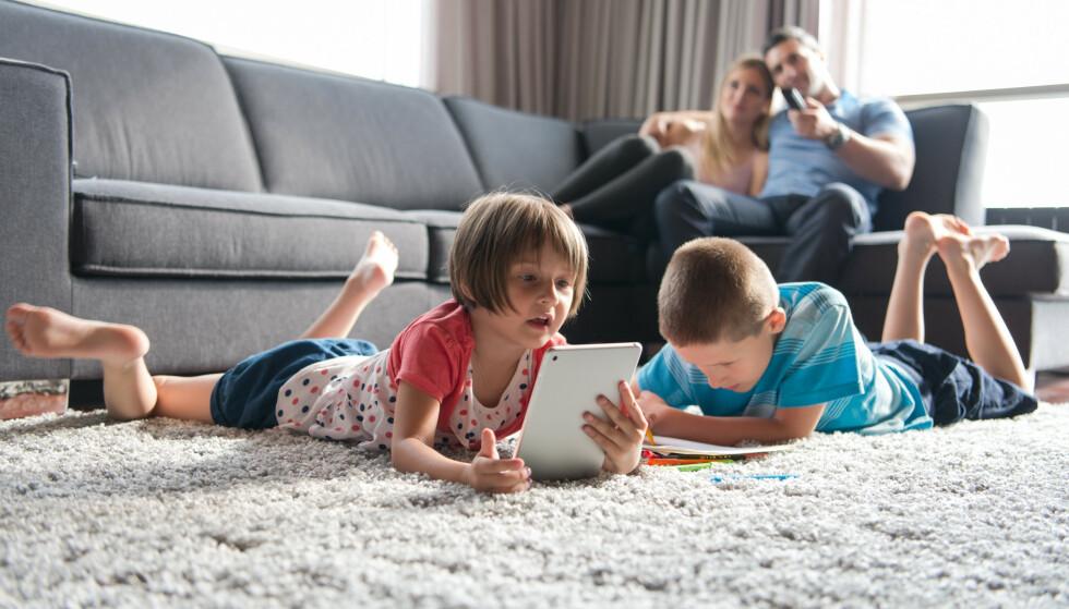 ØKT STRØMBRUK: Unødig høye påslag kombinert med stort strømforbruk skaper store regninger for mange familier i Norge. Foto: Scanpix