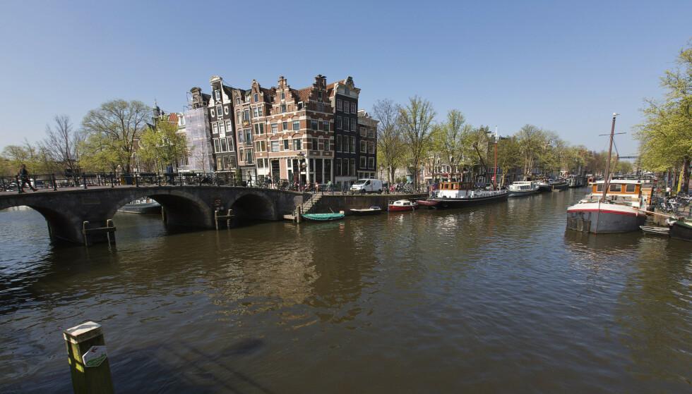 AMSTERDAM: Byrådet i den nederlandske hovedstaden ønsker ikke at alle turistene skal komme tilbake etter pandemien. Foto: Michael Kooren / Reuters / NTB
