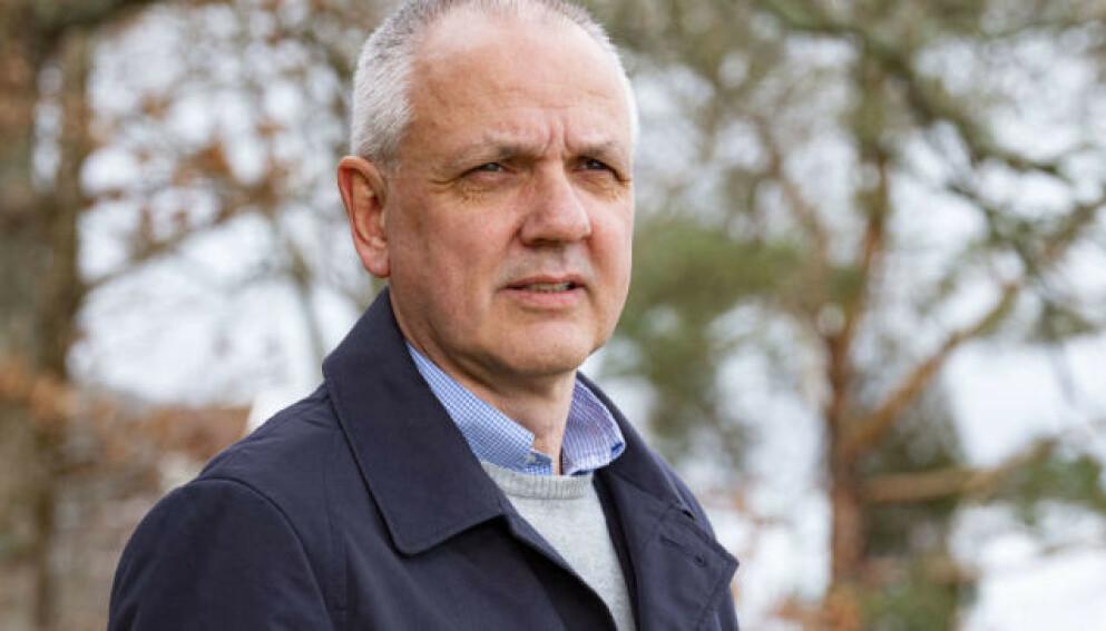 NY JOBB: Overlege Preben Aavitsland i Folkehelseinstituttet har fått ny ekstrajobb. Foto: Tor Erik Schrøder / NTB