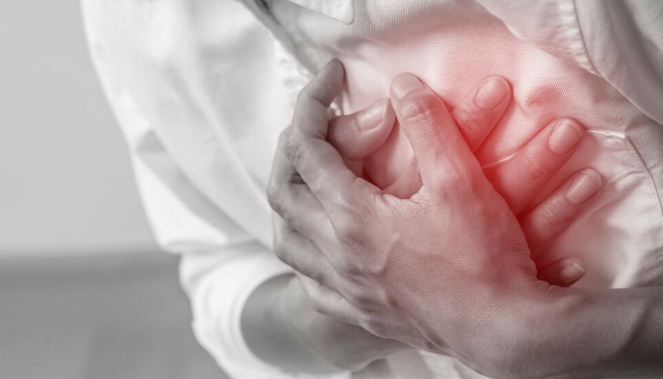 Disse rådene kan være med på å sørge for et friskt hjerte. Illustrasjonsfoto: NTB / Shutterstock.