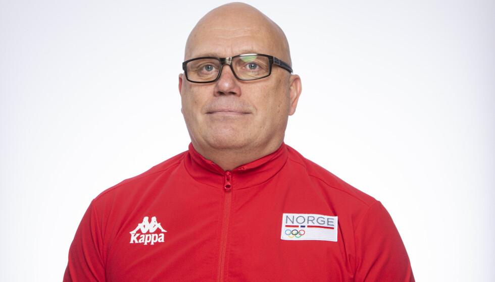 KREVENDE RAMMER: Tom Henning Øvrebø er tidligere fotballdommer og psykologspesialist. Foto: Heiko Junge / NTB