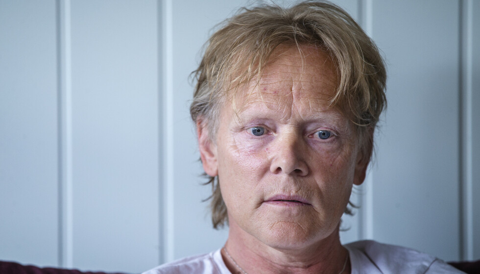 - UTEN MAT: - Vi ble innelåst på loftet i flere dager, forteller Ronald Johansen. Foto: Henning Lillegård / Dagbladet