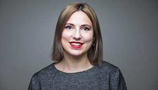 Sofie Marhaug. Foto: Ihne Pedersen