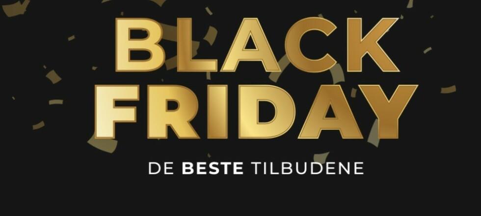 Black Friday 2021 – salg og tilbud på nett