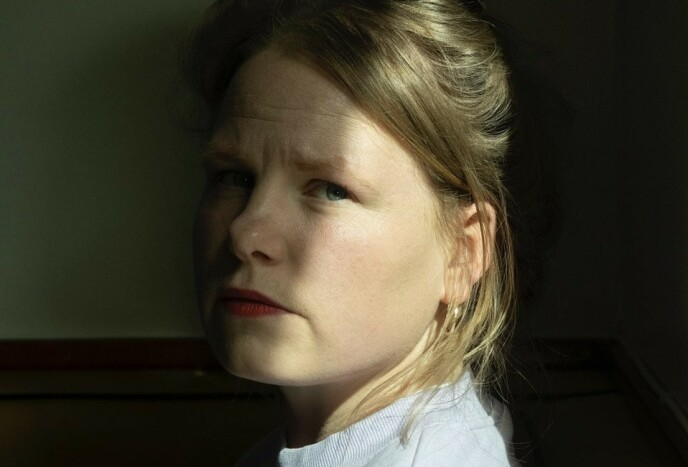 VICTORIA KIELLAND: Den prisbelønte forfatteren er ute med sin tredje bok. Foto: NO COMPRENDO PRESS