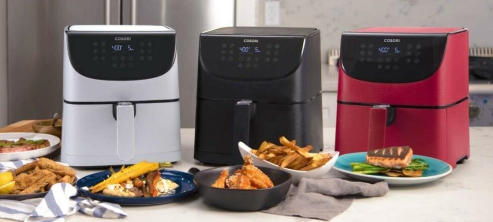 Airfryer: Få deilig frityrmat uten usunt fett