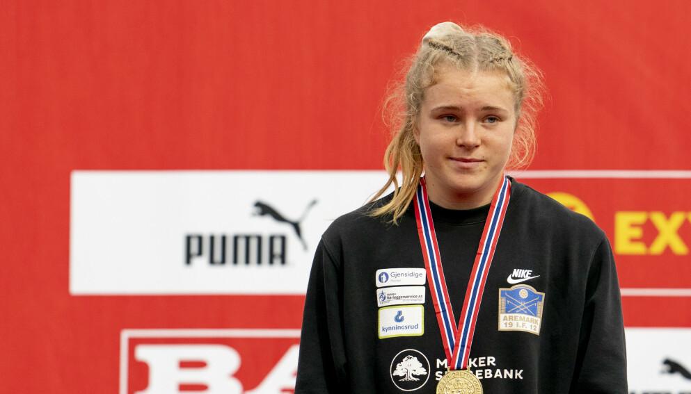 TØFF TID: Det har vært en tøff periode for Henriette Jæger i forkant av den avgjørende OL-kvalifiseringen. Foto: Ørn E. Borgen / NTB