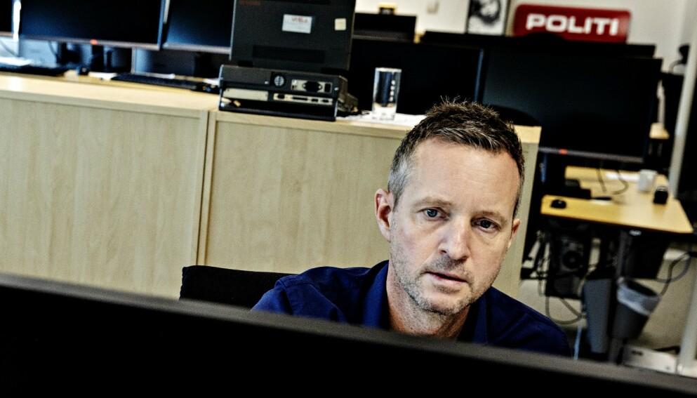 EKSPERT: Helge Haugland på Kripos har i flere år jobbet med bekjempelse av overgrep på nett. Foto: Nina Hansen / Dagbladet