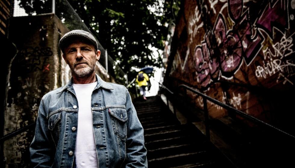 JO NESBØ: Krimforfatteren er ute med sin andre novellesamling på få måneder. Foto: Christian Roth Christensen