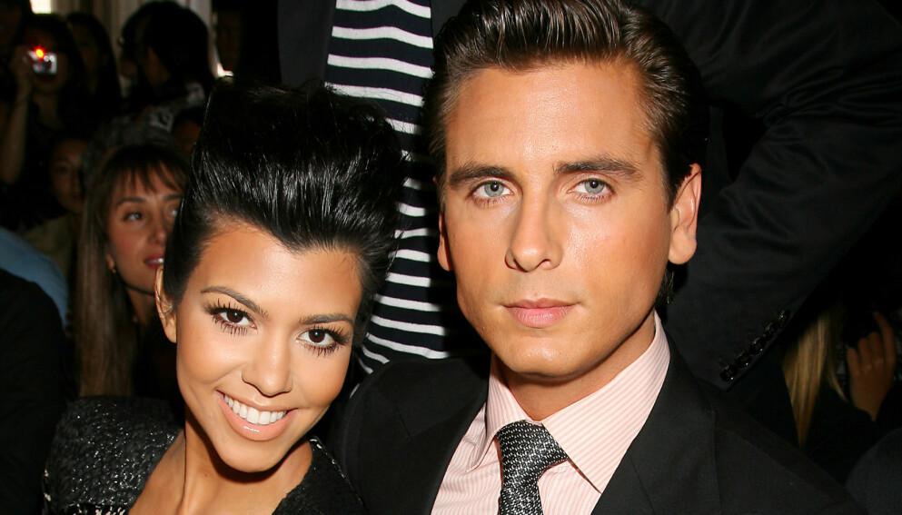 AVKREFTER: Scott Disick og Kourtney Kardashian svarer ærlig på ryktene om at de har hatt en gjenforening. Foto: Dave Allocca / Starpix / REX / NTB