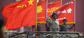 NATOs Kina-utfordring
