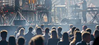 Raser mot konsert-krav