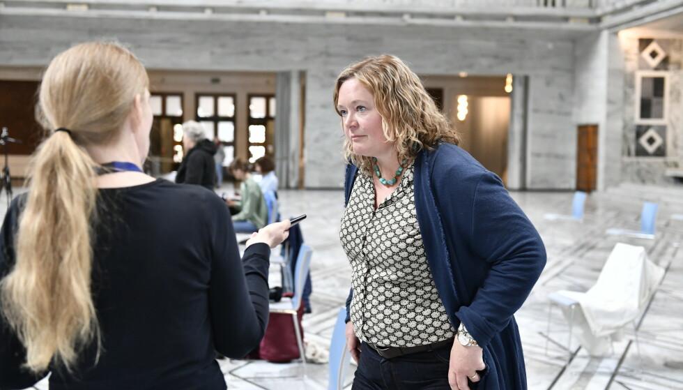 BEKYMRET: Høyres gruppeleder Anne Haabeth Rygg er bekymret for tilliten mellom byrådet og bystyret. Foto: Lars Eivind Bones / Dagbladet