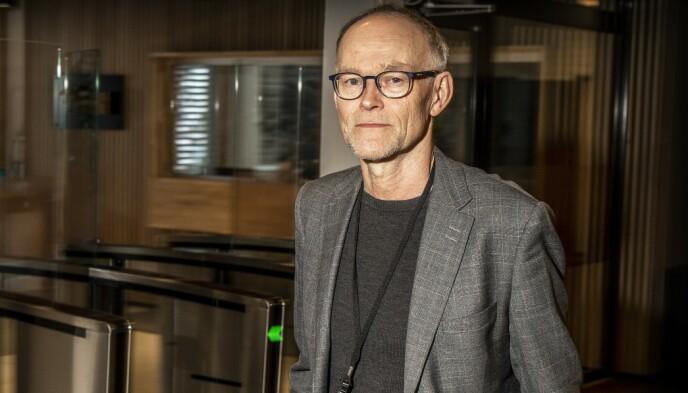Fagdirektør Frode Forland i FHI. Foto: Hans Arne Vedlog / Dagbladet