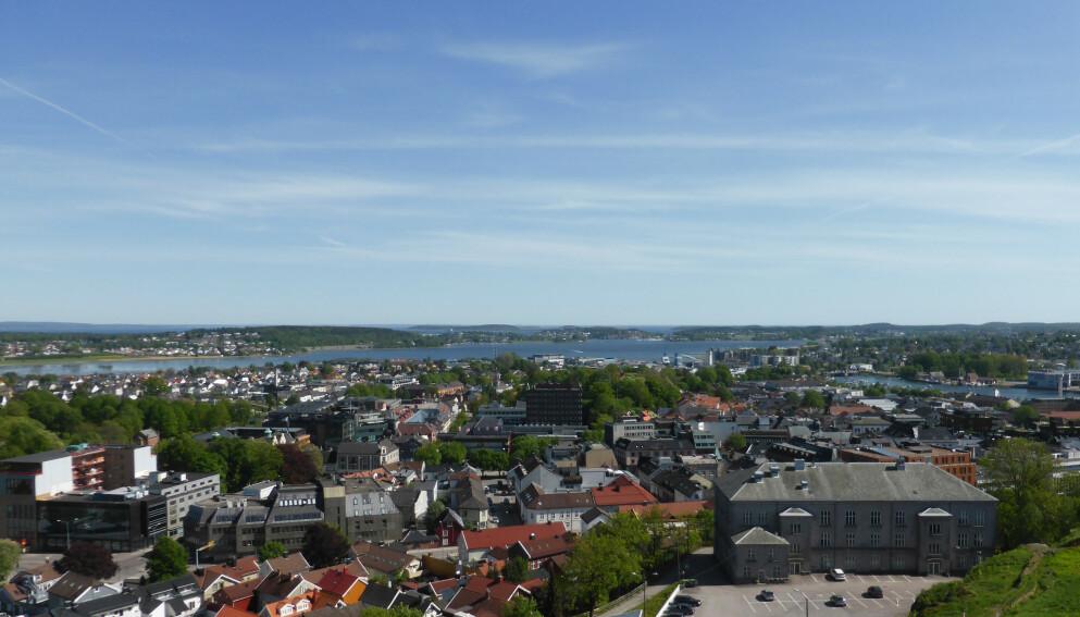 ANMELDER: Tønsberg kommune anmelder én person for brudd på covid-19-forskriften. Foto: Berit Keilen / NTB