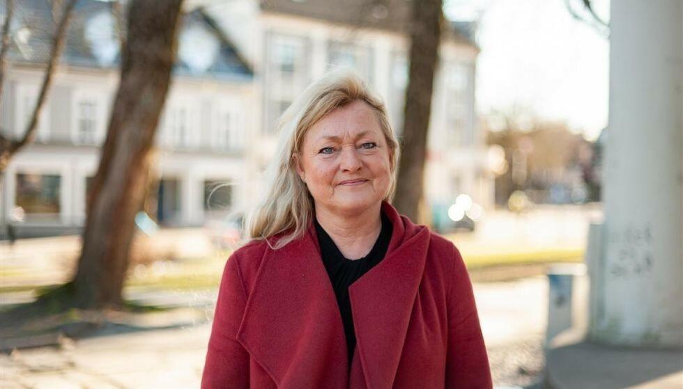 ORDFØRER: Anne Rygh Pedersen (Ap). Foto: Tønsberg kommune