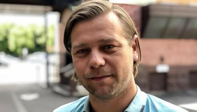SVÆRT ALVORLIG: - Vi ser svært alvorlig på denne hendelsen, sier kommuneoverlege Per Kristian Opheim, om den smittede mannen som brøt karantereglene. FOTO: Tønsberg kommune.