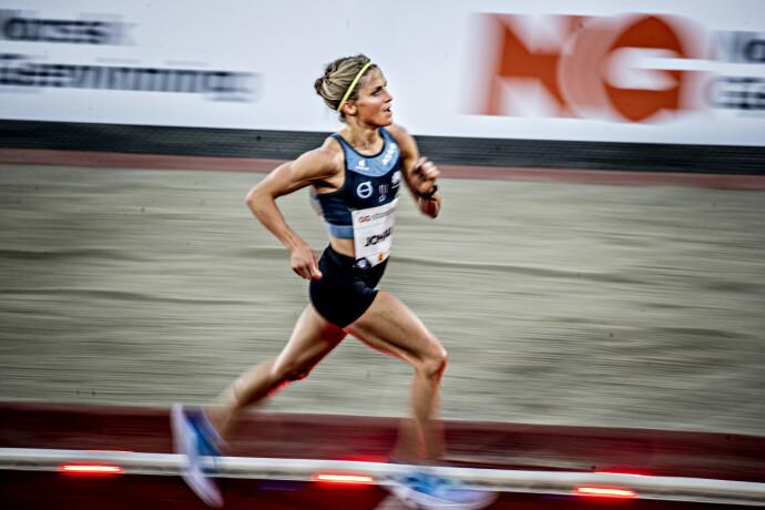TILBAKE: Therese Johaug. Foto: Bjørn Langsem / Dagbladet