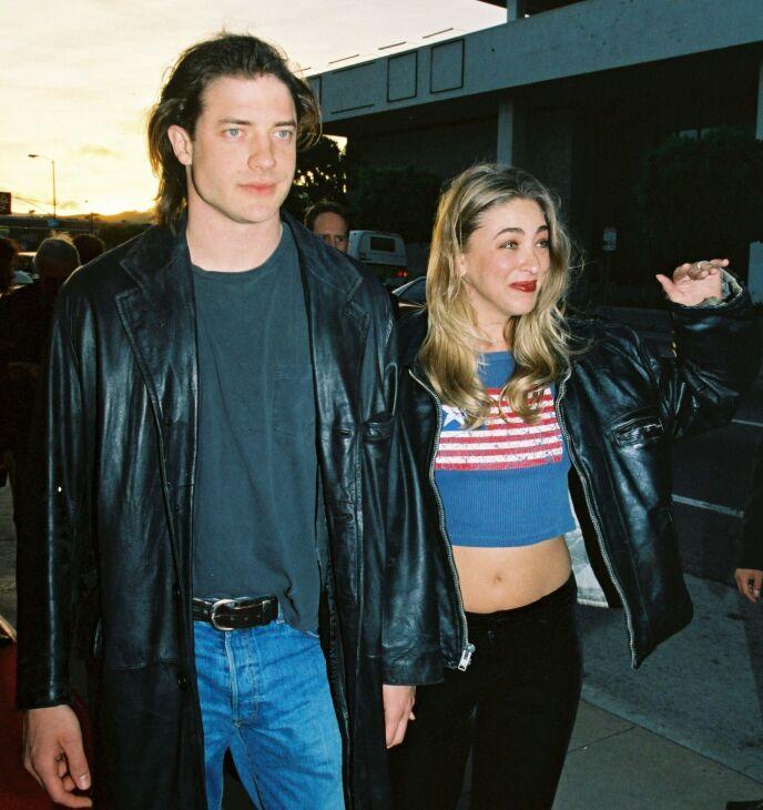 EKSER: Brendan og Afton i 1996. Foto: Shutterstock/NTB