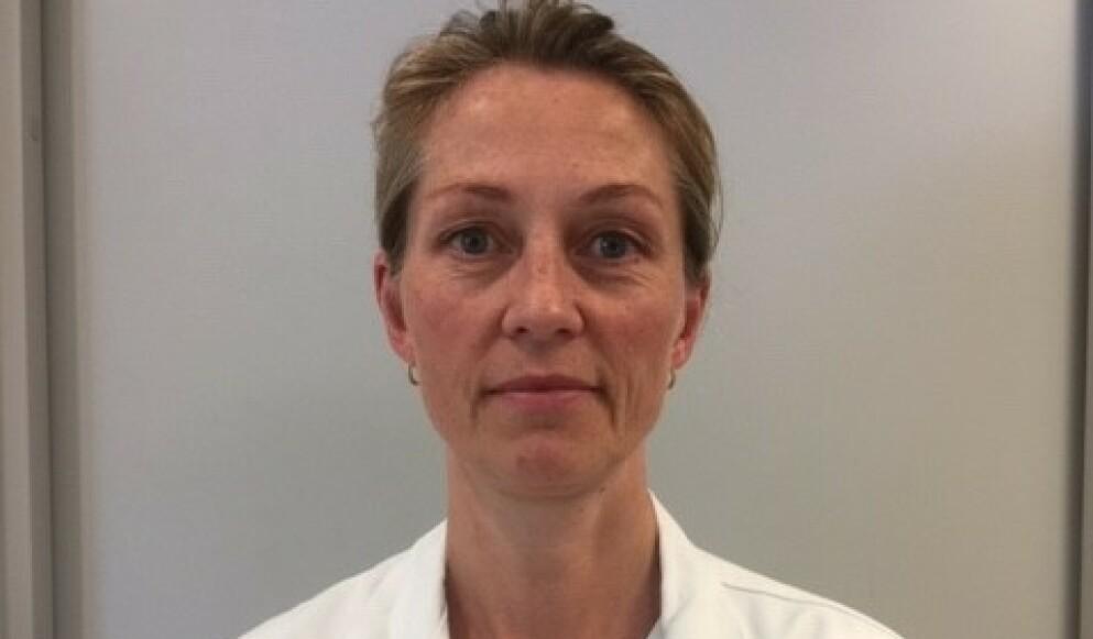 OVERLEGE: Liv Hesstvedt er overlege i infeksjonsmedisin ved Ullevål sykehus. Foto: Privat