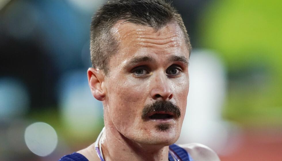 OPERERT: Henrik Ingebrigsten mister OL denne sommeren. Foto: Lise Åserud / NTB