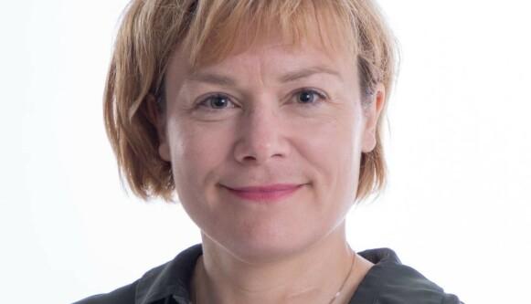 PROFESSOR: Anna Nylund. Foto: Privat.