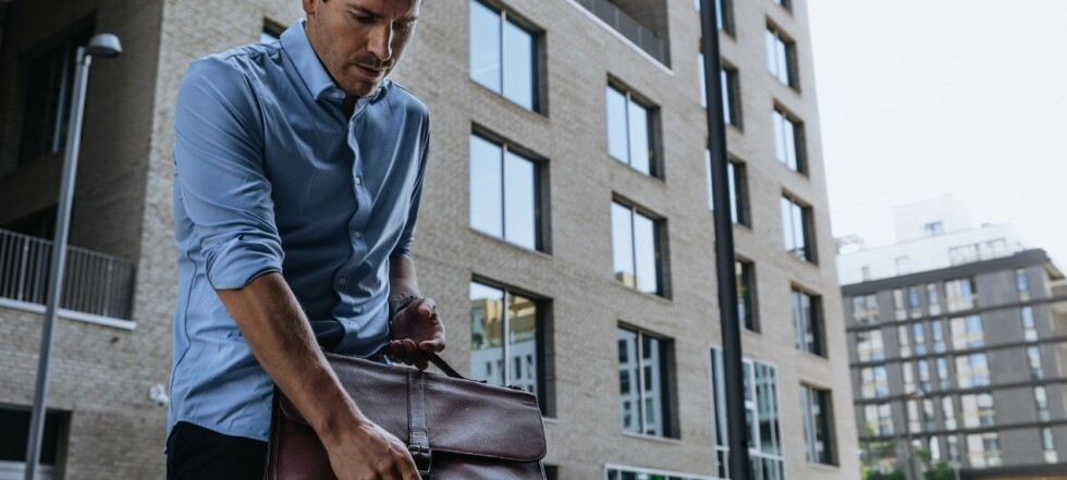 Stoics - The perfect back for work shirts