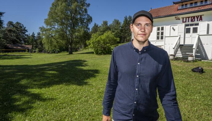 KJÆRLIGHET: - Jeg har fått en stor kjærlighet til stedet, men det er en tid for alt og jeg skal ikke bli en gretten gammel gubbe som er her for evig og har meninger om alt, sier Jørgen Watne Frydnes.