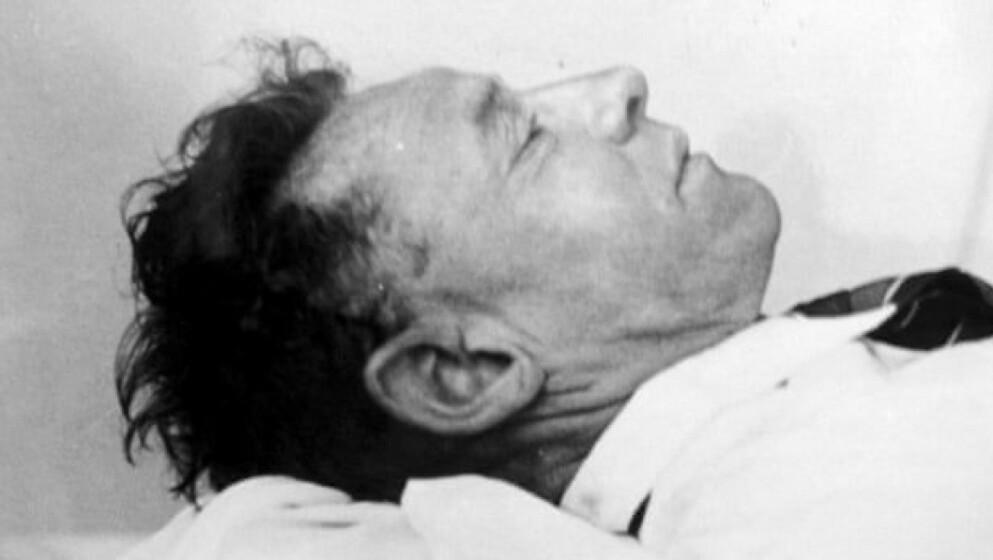 MYSTERIUM: Den såkalte Somerton-mannen ble funnet i 1948. Identiteten hans har alltid vært ukjent. Foto: Wikimedia