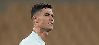 EM-skrell: Ronaldo slått ut