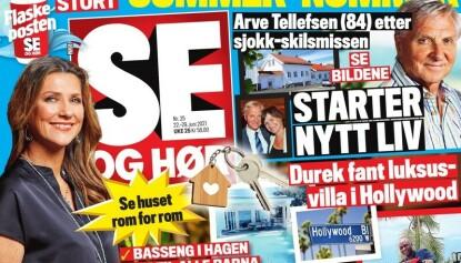Les Se og Hør, KK og Dagbladet og andre magasiner gratis en hel måned!