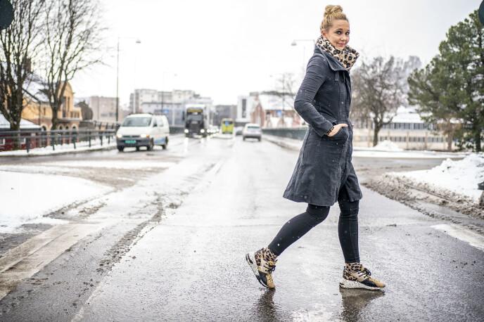 SLUTTET: Like etter at Pardal sluttet på medisinen hun hadde brukt i nesten 7 år merket hun flere bivirkninger. Foto: Hans Arne Vedlog / Dagbladet