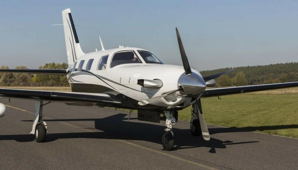 Jet privati: il Piper M600 di Haaland ha sei posti e un'autonomia di 2.750 km.  In altre parole, può volare da Sola verso qualsiasi città d'Europa.  Foto: Shutterstruck