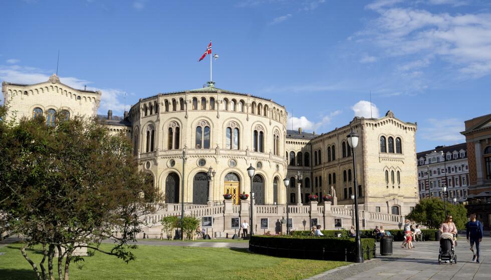 FORSKJELL: Stortingets sammensetning hadde vært en helt annen dersom akademikerne bestemte alene. Foto: Fredrik Hagen / NTB