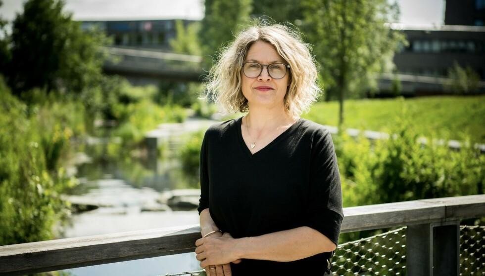 EKSPERTISE: Åste Herheim er avdelingsdirektør for avdeling psykisk helse og rus i Helsedirektoratet. FOTO: Rasmus Skaug