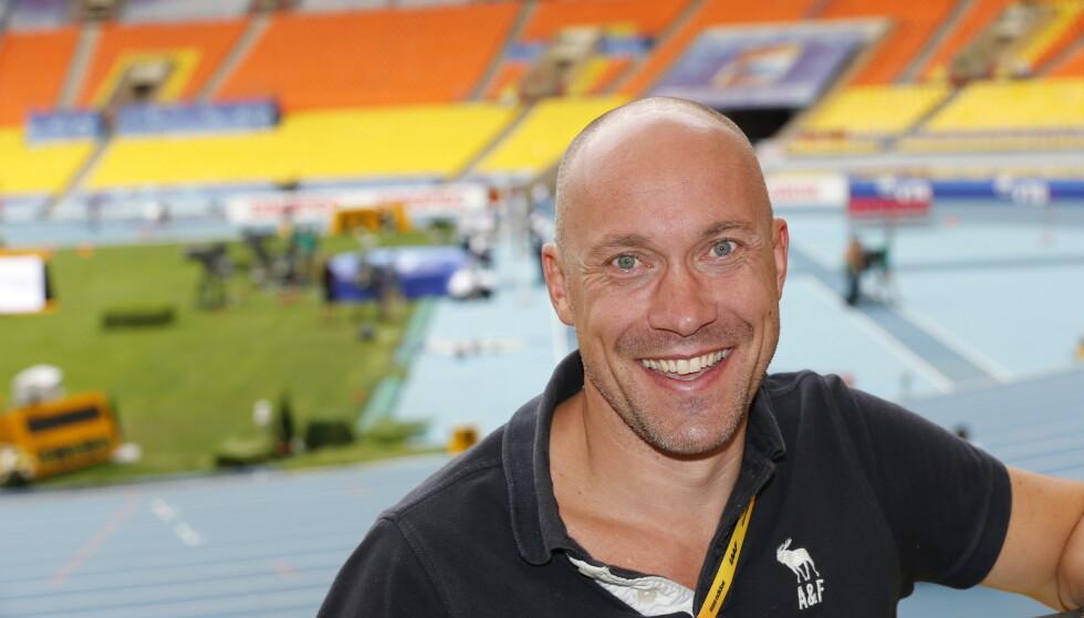 - TRIST: Vebjørn Rodal mener det er trist for Bislett Games at Jakob ikke stiller til start. Foto: NTB