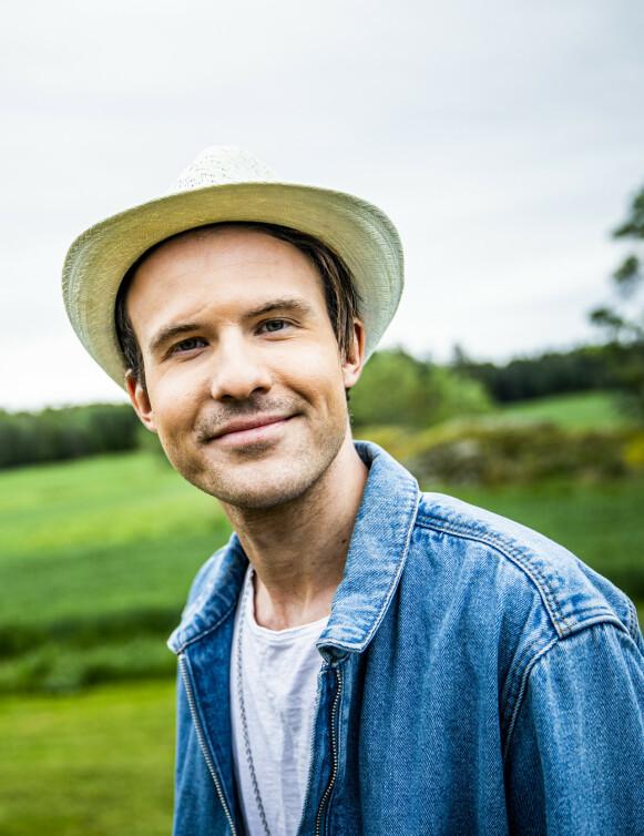 «BARE MIN»: Morgans superhit ble kåret til «Årets sommerlåt». Foto: Christian Roth Christensen / Dagbladet
