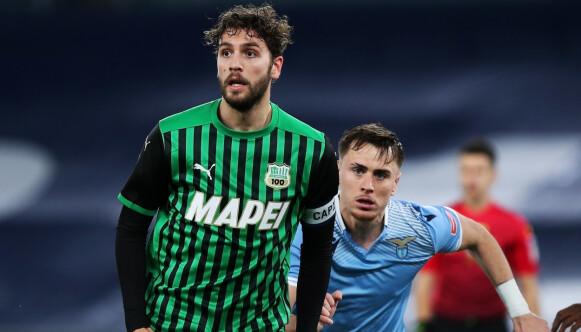 MÅTTE VEKK: Manuel Locatelli har strålt etter overgangen fra AC Milan. Foto: Federico Proietti/Sync/AGF/Shutterstock