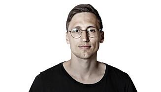Aksel Braanen Sterri er lørdagsspaltist i Dagbladet. Foto: Anders Grønneberg