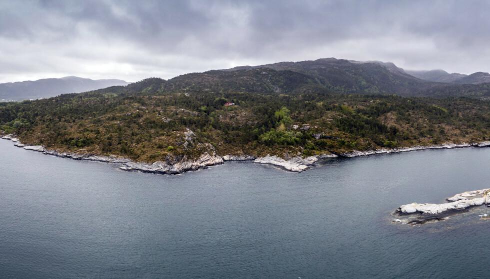 OMSTRIDT: Flertallet i Kristiansund bystyre har vedtatt å sprenge ut to kilometer strandlinje på Bolgneset utenfor byen, for å lage næringsareal. Opposisjonen kritiserer prosessen. Foto: Lars Eivind Bones