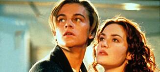 Den ekte kjærlighets-historien i «Titanic»