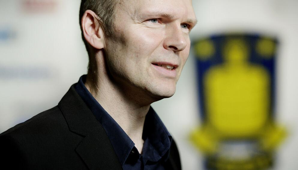 IRRITERT: Den danske legenden Ole Bjur mener det er forkastelig at danske fans ikke blir å se på Wembley. Foto: Ritzau Scanpix