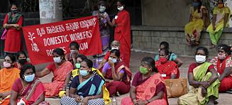 Kvinner rammes hardest av pandemien